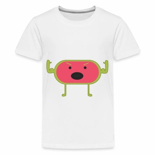 Angry Watermelon - Kids' Premium T-Shirt