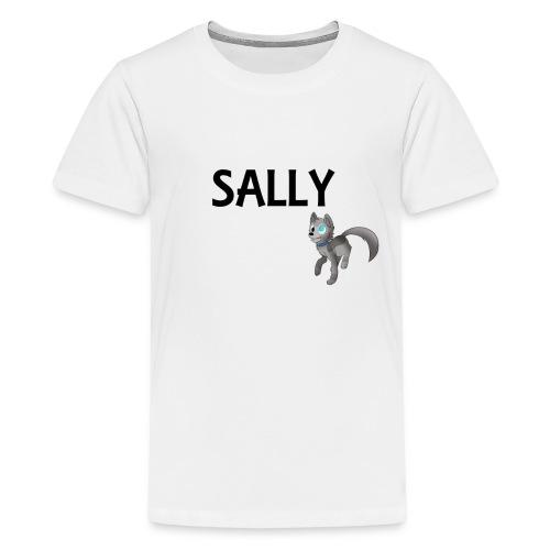 silly sally T-Shirt - Kids' Premium T-Shirt