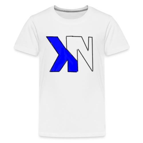 Klay Nation Logo - Kids' Premium T-Shirt