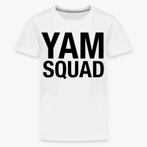 YAM Squad - Kids' Premium T-Shirt