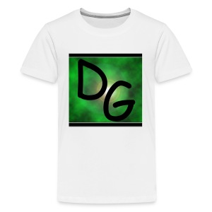 Dance Gaming - Kids' Premium T-Shirt