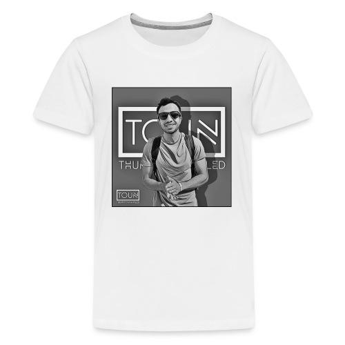 Thunayyan Khalid - Kids' Premium T-Shirt