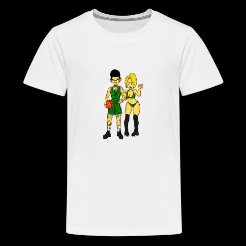 Junito1738 2 - Kids' Premium T-Shirt