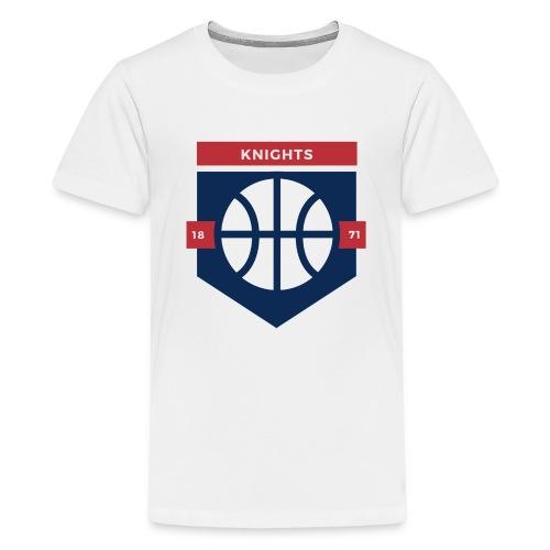 Basketball design - Kids' Premium T-Shirt