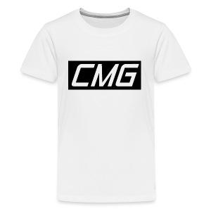 CMG Black Box Logo - Kids' Premium T-Shirt