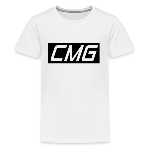 CMG Black Box Logo - Kids' Premium T-Shirt