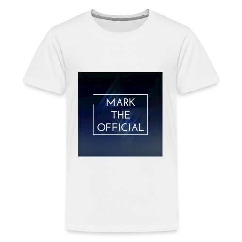 Mark the official - Kids' Premium T-Shirt