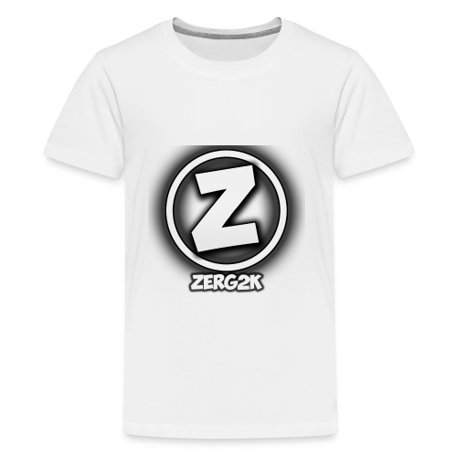 Zerg Logo - Kids' Premium T-Shirt