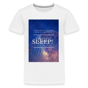 Sleep Galaxy by @lovesaccessories - Kids' Premium T-Shirt