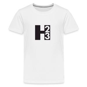 H23 Logo - Kids' Premium T-Shirt
