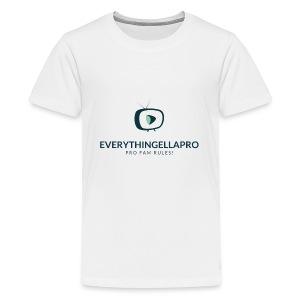 EverythingEllaPro Cool TV Video Logo - Kids' Premium T-Shirt