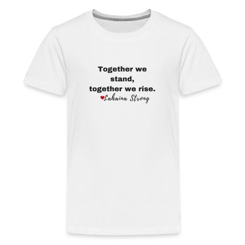 MAUI LOVE - Kids' Premium T-Shirt