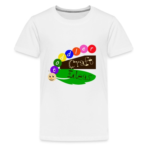 Toddler Craft Ideas Kids T Shirt - Kids' Premium T-Shirt