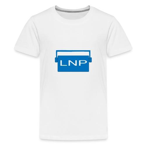 Leaf Nation Podcast - Kids' Premium T-Shirt