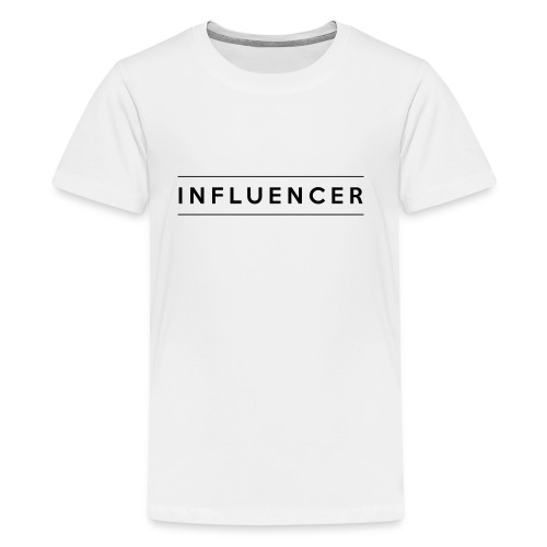 INFLUENCER - Kids' Premium T-Shirt
