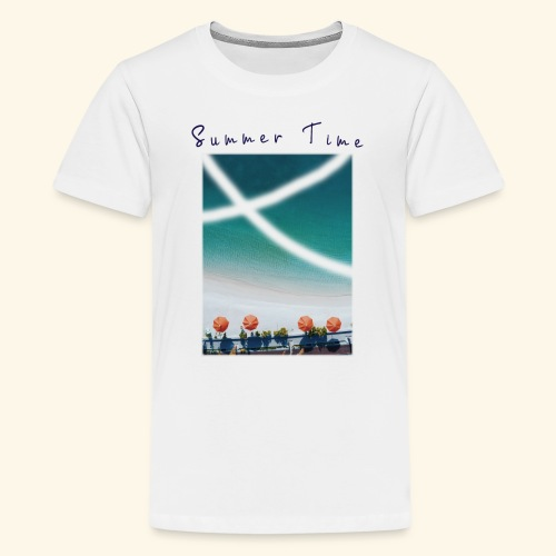 it's Summer - Kids' Premium T-Shirt