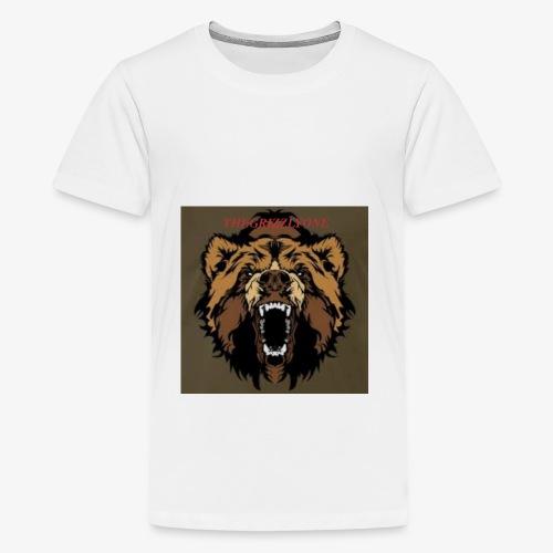 TheGrizzlyOne's Merch - Kids' Premium T-Shirt