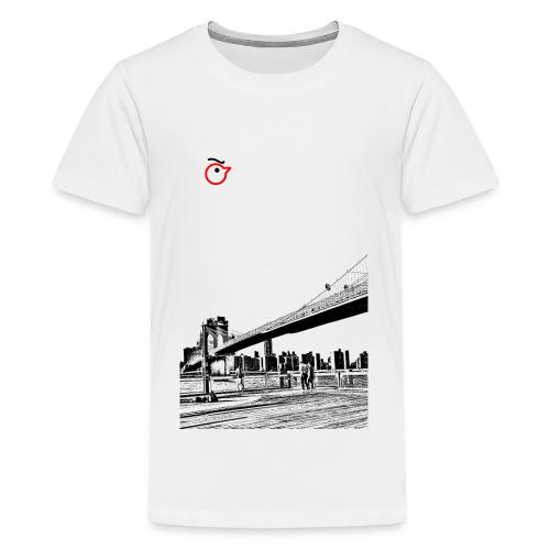 Rocaola Brooklyn - Kids' Premium T-Shirt