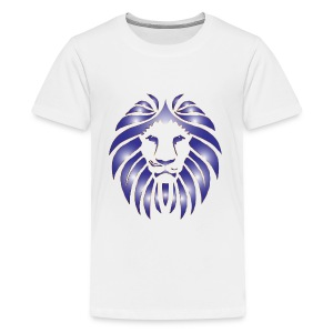 SQUAAD Lion On Dat Lean - Kids' Premium T-Shirt