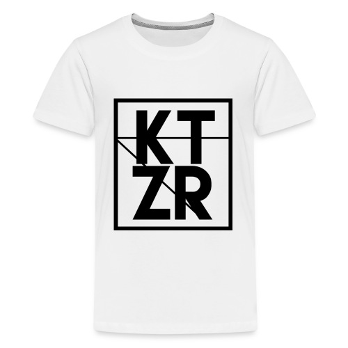 KTZR Logo - Kids' Premium T-Shirt