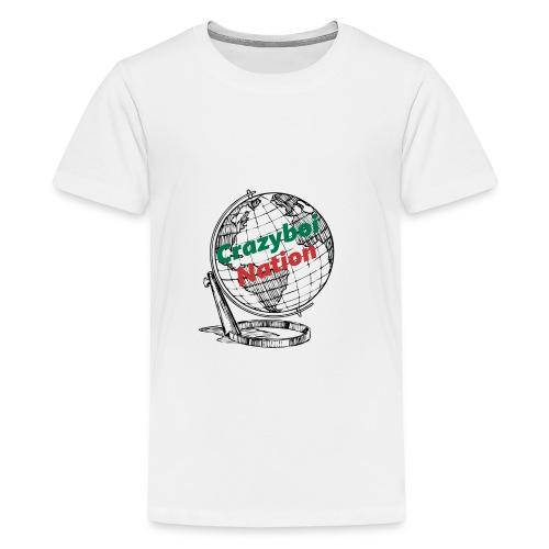 CrazyboiNation2 - Kids' Premium T-Shirt