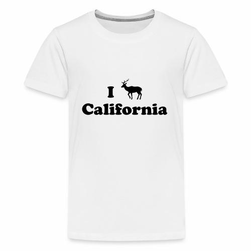 california deer - Kids' Premium T-Shirt