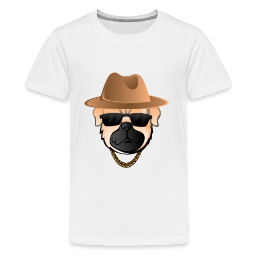 Classic Pug - Kids' Premium T-Shirt