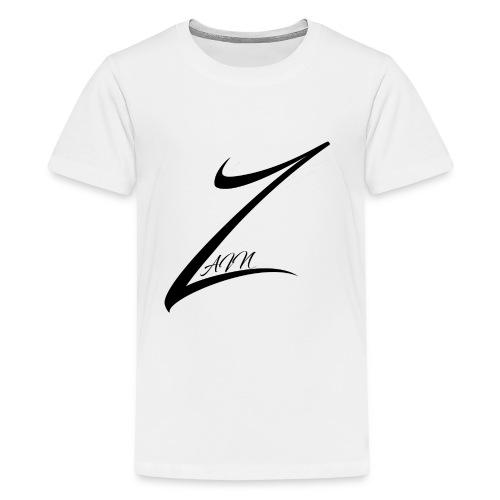 The Zain Logo - Kids' Premium T-Shirt