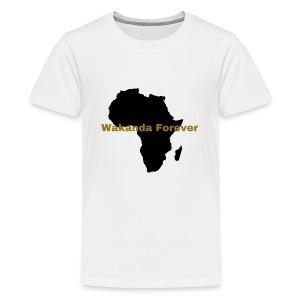 Wakanda Forever - Kids' Premium T-Shirt