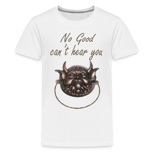 No Good Inspiration Shirts - Kids' Premium T-Shirt