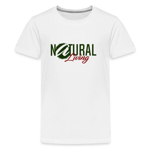 Natural Living - Kids' Premium T-Shirt