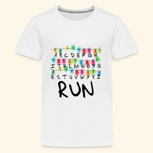 run things - Kids' Premium T-Shirt