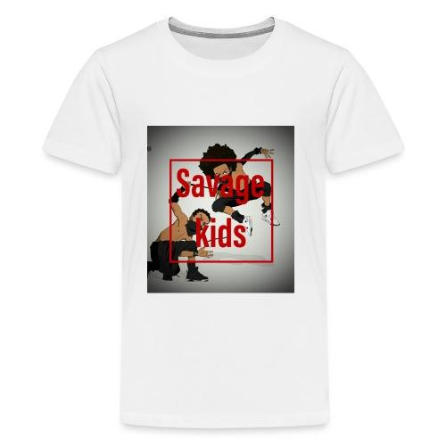 B9DA6C59 46C5 432E 881F DE9F449BC420 - Kids' Premium T-Shirt