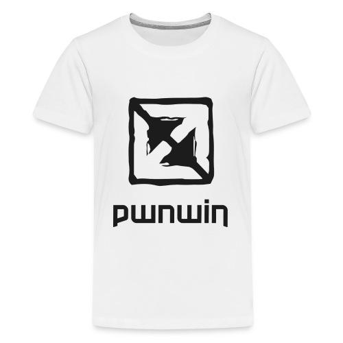 pwnwin - play eSports and win cash & prizes - Kids' Premium T-Shirt