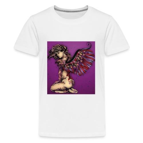 Fallen Angel - Kids' Premium T-Shirt