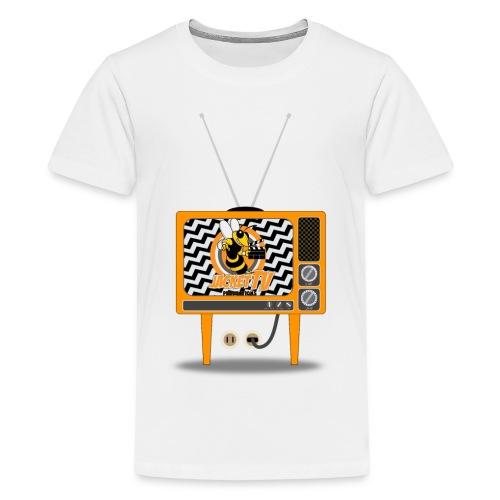 JacketTV Set - Kids' Premium T-Shirt