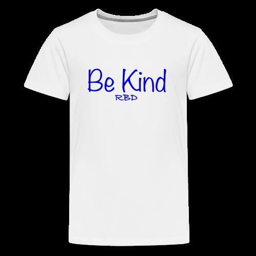 Be Kind - Kids' Premium T-Shirt