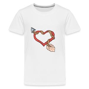 Twisted Arrow - Kids' Premium T-Shirt