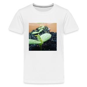 Small Plants - Kids' Premium T-Shirt
