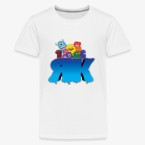 New Retro Kidz Front - Kids' Premium T-Shirt