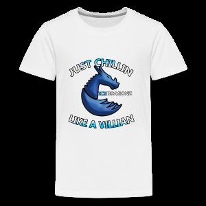 CLV WITH NAME - Kids' Premium T-Shirt