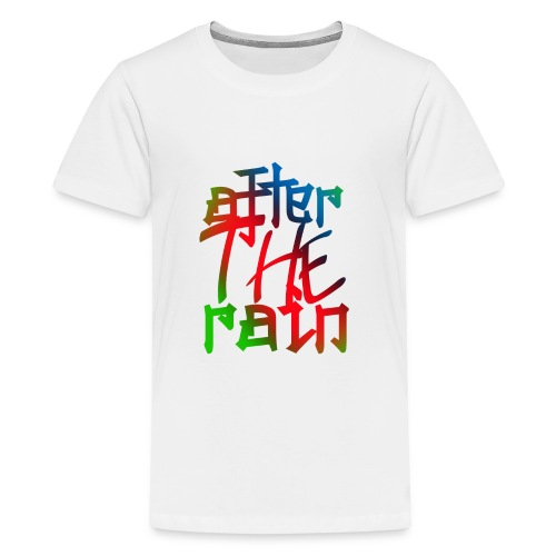 after the rain - Kids' Premium T-Shirt