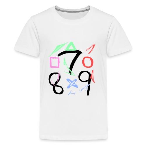 The official 789 Logo - Kids' Premium T-Shirt