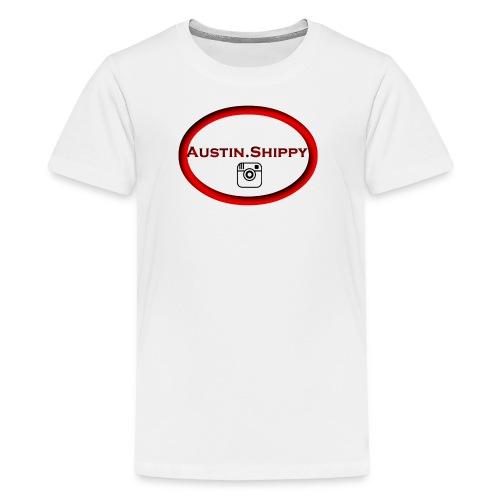 Austin.Shippy - Kids' Premium T-Shirt