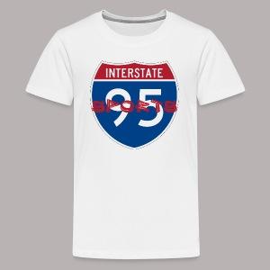 I-95 Sports Podcast Logo - Kids' Premium T-Shirt