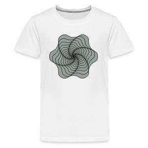 infinity black - Kids' Premium T-Shirt