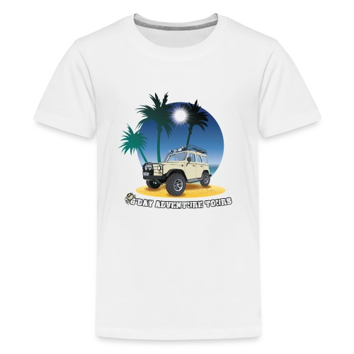 G'day Adventure Tours - Kids' Premium T-Shirt