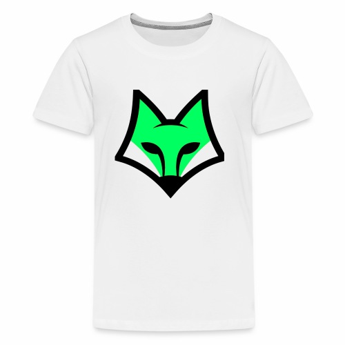 LFM Fox Logo - Kids' Premium T-Shirt