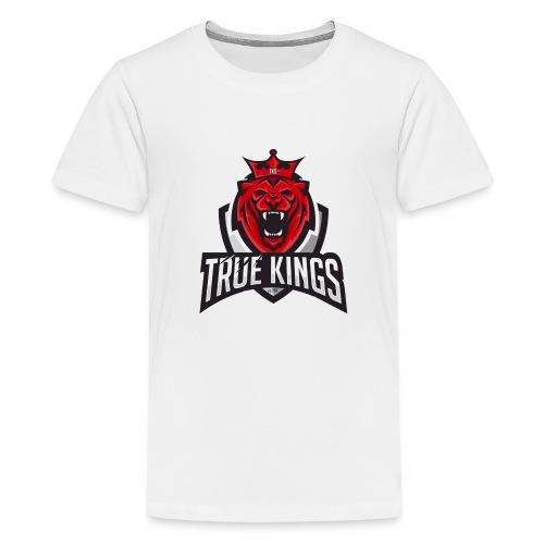 True Kings Logo 1 - Kids' Premium T-Shirt