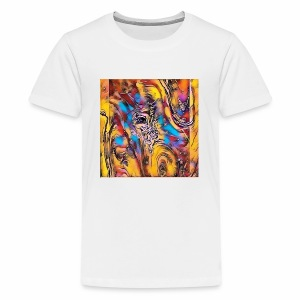 Welcome Abstract - Kids' Premium T-Shirt